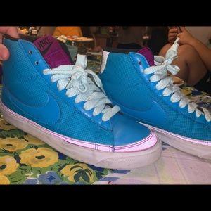 Nike Shoes - nikes high tops